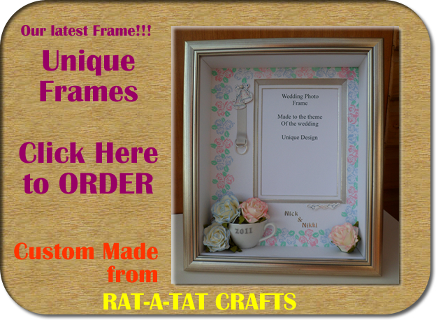 Frames - RAT-A-TAT CRAFTS